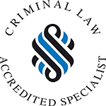 Accredited Specialist Criminal Law